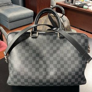 Louis Vuitton Porta Documents Business Bag